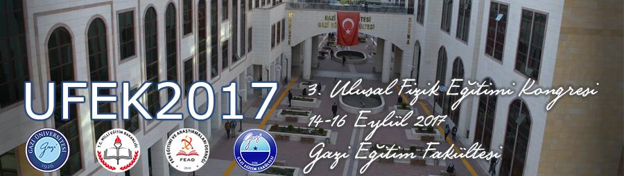 3. Ulusal Fizik Eğitimi Kongresi